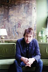 LATE BLOOMER Chuck Prophet calls his latest record 'loosely conceptual.' - KEITH CORCORAN
