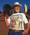 <b>LES IS MORE</b> Documentarian Les Blank's films ranged far and wide. Blank Slate