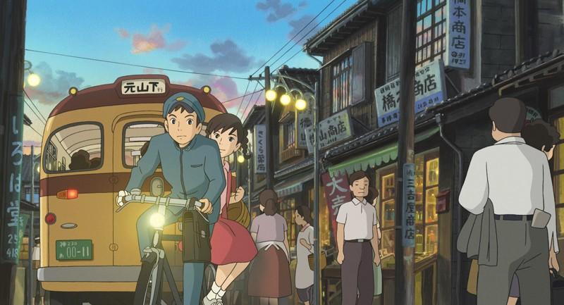 LET'S GO Goro Miyazaki directs this affecting Studio Ghibli film.