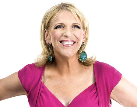 LONG LIVE THE QUEEN Comedian Lisa Lampanelli is headed to Broadway.