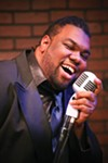 <b>LOVING YOU</b> Dell Parker belts it out in this Leiber-Stoller throwback.