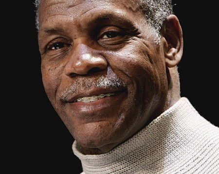 MAN OF THE EARTH Danny Glover speaks at the Bioneers Conference, running Oct. 18–20 at the Marin Center.