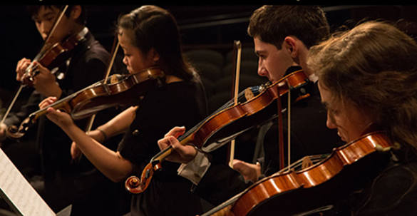 May 17: Napa Valley Youth Symphony   Boho Beat