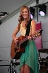 McKenna Faith performs at the 2012 Sonoma County Fair