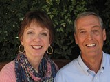 Meditation Teachers, Ann Hayes and Jeff Collins