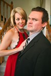 <b>MIXER</b> Taylor Bartolucci DeGuillio and John Browning get personal in 'Becky Shaw.'