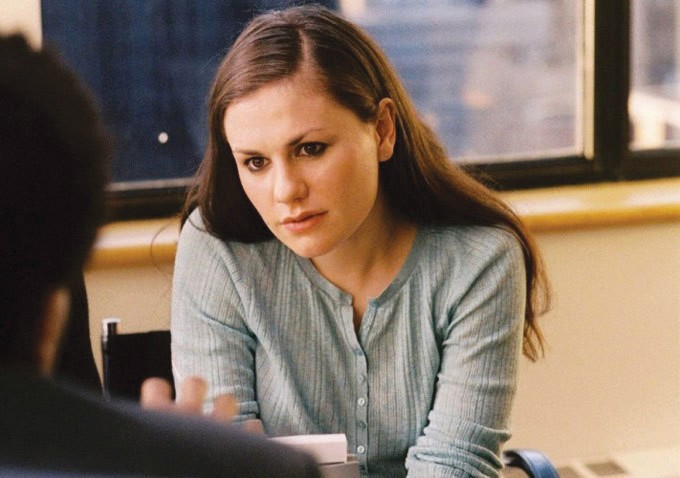 MORAL AWAKENING Anna Paquin in an immaculate acting performance.