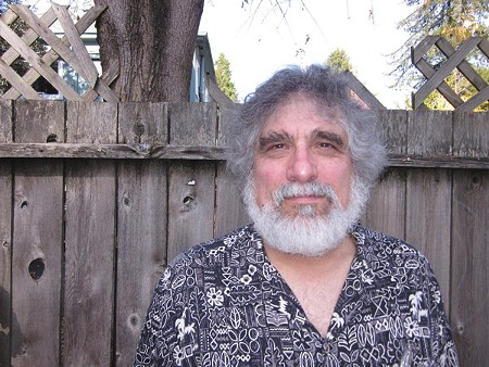 MOVING TO AMEND Abraham Entin is leading a North Bay contingent to San Francisco on Jan. 20 to 'Occupy the Courts.'