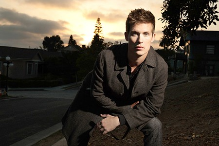 NONE MORE BLUE? Jonny Lang hopes you like his new direction.