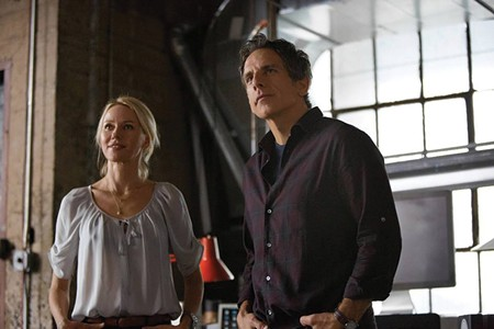 NOT HIP TO BE SQUARE Naomi Watts and Ben Stiller look to reclaim lost youth in 'While We're Young.'