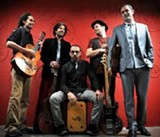 Oct.19: Los Pinguos at 142 Throckmorton Theatre