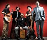 Oct.19: Los Pinguos at 142 Throckmorton Theatre