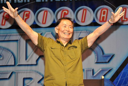 OH MYYY!M George Takei's dominance on Facebook and Twitter is rivaled only by his popularity at Trekkie conventions.