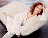 OH SUSAN: Ms. Sarandon is honored; over 90 films screen.