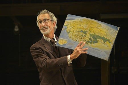 OVERDUE David Strathairn asks: Who keeps a library book for 113 years?
