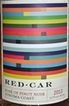 <b>PINK WINE</b> Red Car 2013 Sonoma Coast Rosé of Pinot Noir is a standout with its  lush nose of strawberry, pink rose, orange sherbet; maybe fresh sourdough.