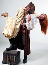 PIRATES LOE BOOTY-ALL KINDS: Marin Shakespeare Company's 'Shrew' was the year's biggest blunder.