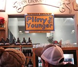 Pliny the Younger Release Draws Crowd Despite Rain