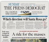 Press Democrat Sold to... Doug Bosco?!