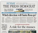 Press Democrat Sold to... Doug Bosco?!