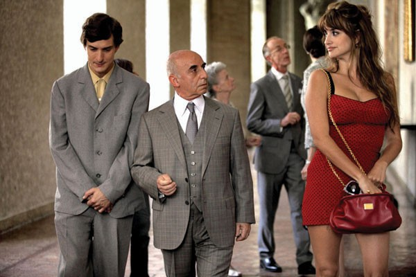 PRONTO Penelope Cruz plays an accidental wife in Woody's Italian romp.