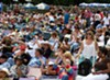 <b>PUT YOUR HANDS TOGETHER</b> For the Russian River Jazz & Blues Festival Sept. 12–13.