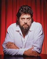 READ YOUR MIND Today, Alan Parsons sings hits like 'Eye in the Sky' in concert.