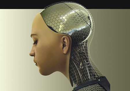 RISE OF THE MACHINE Artificial intelligence gets a human face in Alex Garland's sci-fi masterpiece.
