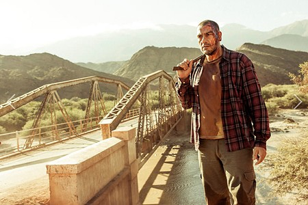 ROAD RAGE 'Wild Tales' probes life in society gone off the rails.