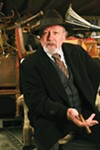 <b>SALESMAN</b> Charles Siebert knew some of the original Broadway cast of 'The Price.'