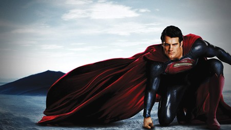 SAVIOR Even the Superman reboot 'Man of Steel' has a political undertone.