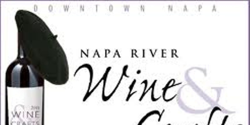 Sept 8: Napa River Wine and Crafts Fair