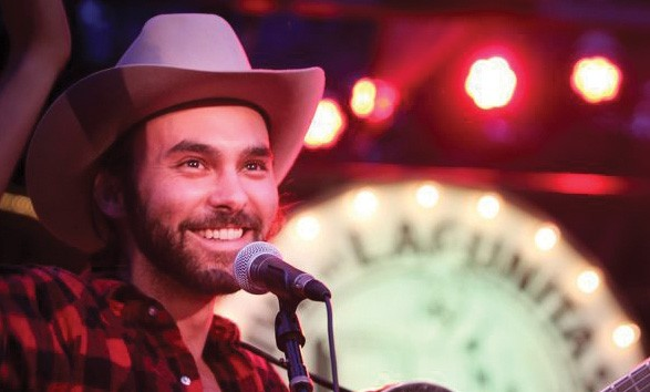 SHAKE IT Shakey Graves recently performed at Lagunitas. - VICTORIA WEBB
