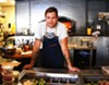 <b>SHOO-IN</b> Chef Todd Shoberg plays with a high- and lowbrow cuisine at red hot Molina.