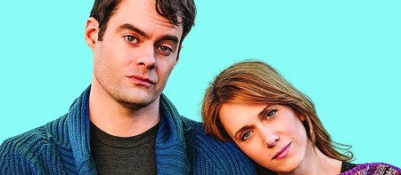 SIBLING REVIVAL Best known as comics, Bill Hader and Kristen Wiig get dramatic in Craig Johnson's new film.