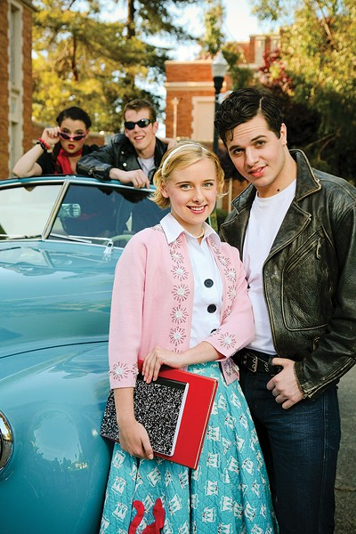 SLICK PRODUCTION The enduring musical 'Grease' premiered in 1971 as a cutting social critique.