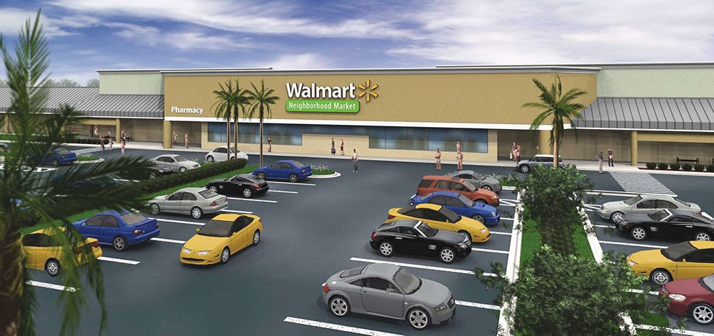 SOME NEIGHBOR Even Walmart's fiercest opponents concede the planned 'neighborhood market' in Rohnert Park fills a need.