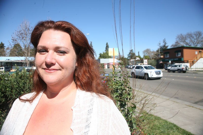 SOMETHIN' TO SQUAWK ABOUT Sebastopol farmer Berry Salinas will open a chicken shack on Santa Rosa Avenue in May. - GABE MELINE