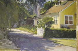 : Sonoma painter Keith Wicks.