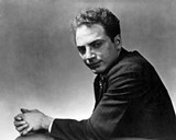 STILL RELEVANT Clifford Odets, above, wrote his script during the Great Depression.