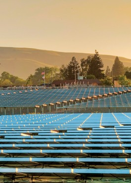 SUN SOAK Although Marin Energy Authority buys power from Shell, Sonoma County is perfectly poised to use locally generated green energy.