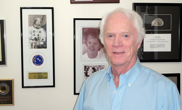 T-MINUS ONE The earth could very well be hit by an asteroid, says Rusty Schweickart, but it won't be like it is in the movies. - NICOLAS GRIZZLE