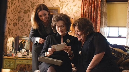THE FAMILY Most people who'll watch Meryl Streep in anything can skip this one.