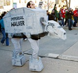 THE FORCE: With the GOP's heist in Madison last week, recall proponents have emerged determined—and creative.