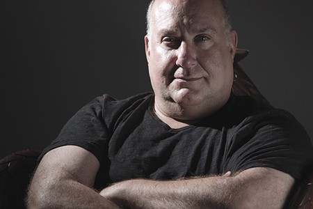 THE HORROR William Lustig has been a fan of grindhouse films since the 1960s.