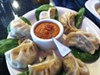 <b>THE MOMO WE'VE ALL BEEN WAITING FOR</b> Those are some flavorful nuggets of minced lamb, pops!