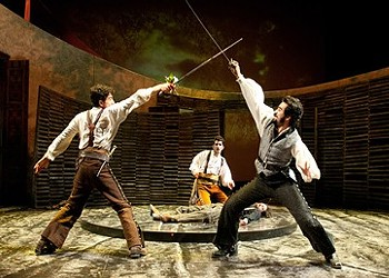 Theater Review: Five Plays at Oregon Shakespeare Festival 2012