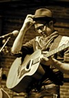 <b>TIP OF THE HAT</b> Frankie Boots & the County Line play Saturday's Hootenany show.