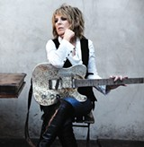 TOO COOL: Lucinda Williams pours her heart out at the Wells Fargo Center on June 24.