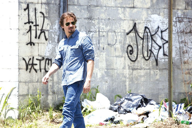 "TOO HOT Jeremy Renner plays the late journalist Gary Webb in ""Kill the Messenger."""